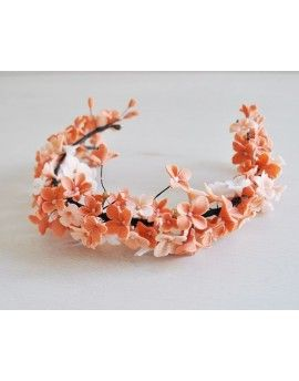Midi porcelain wreath