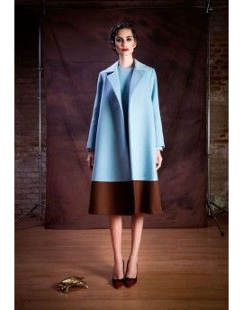 Tea bag coat
