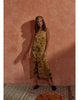 Slip dress Morocco